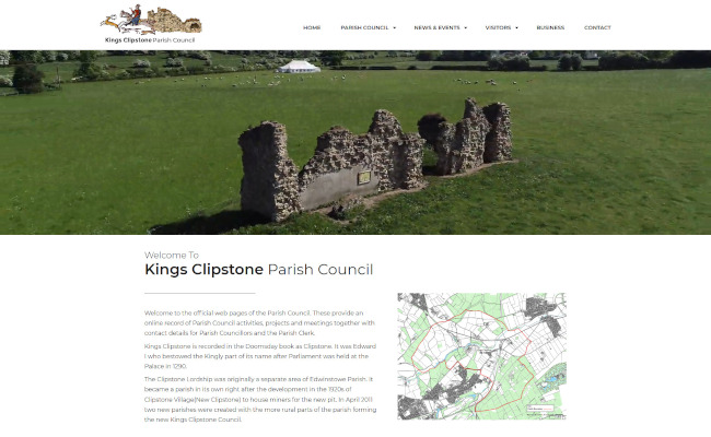 Kings Clipstone Parish Council